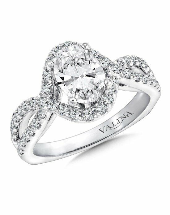 Valina R9676W Engagement Ring photo