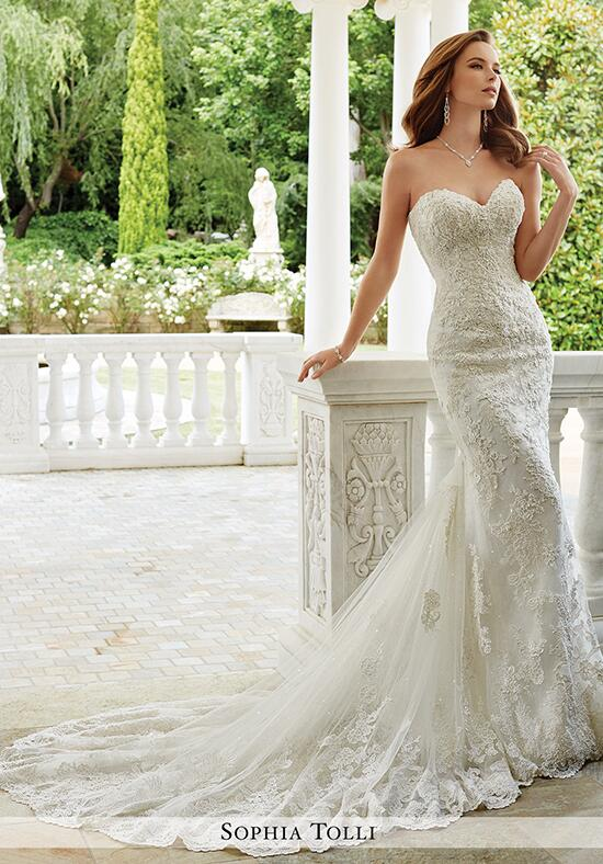 Sophia Tolli Y21674 Napoli Wedding Dress photo