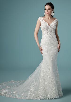 Maggie Sottero CELESTE Sheath Wedding Dress