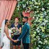 Velvet and Jewel Tones Set Apart This Glam Wedding at Hidden Waters in Waxahachie, Texas