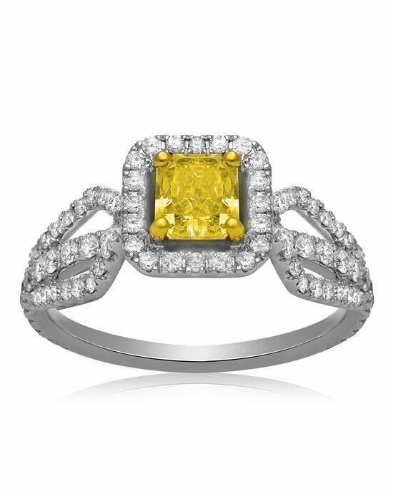 Roman + Jules KR1397WY-18K Engagement Ring photo