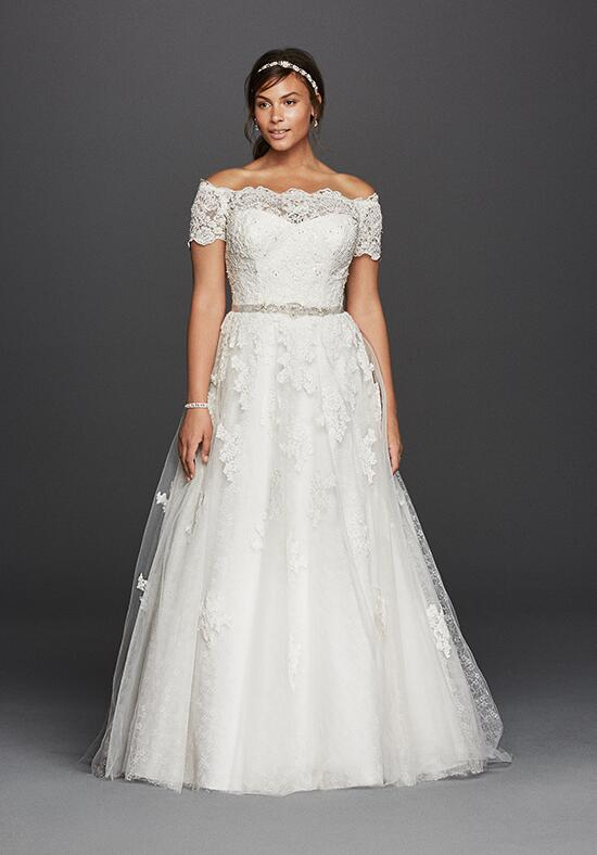 David's Bridal Jewel Style 9WG3728 Wedding Dress photo