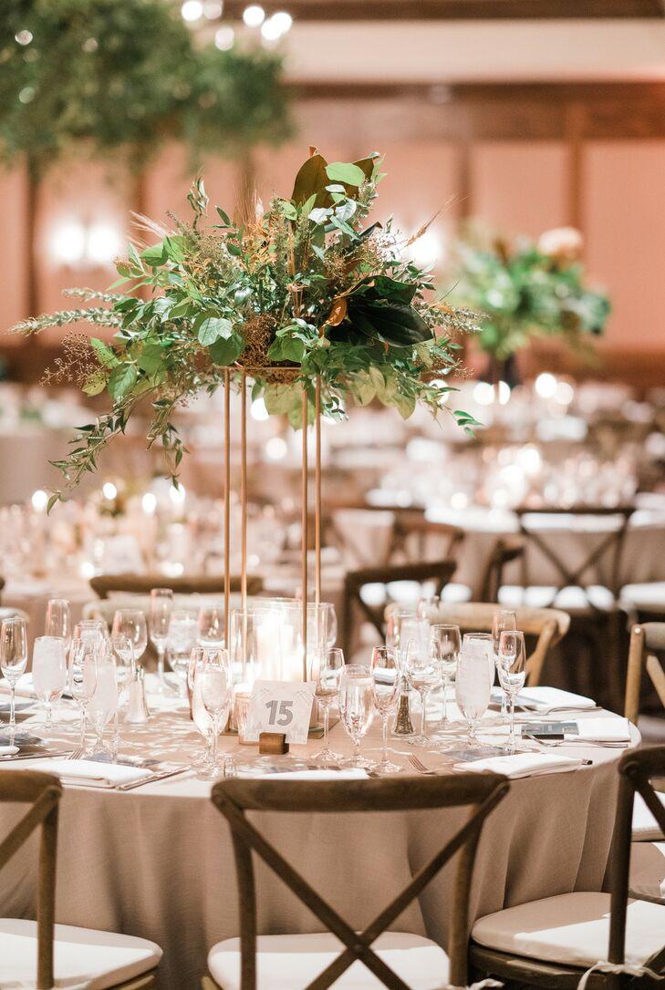 Wedding Tablescape at the Ritz-Carlton Bachelor Gulch in Avon, Colorado