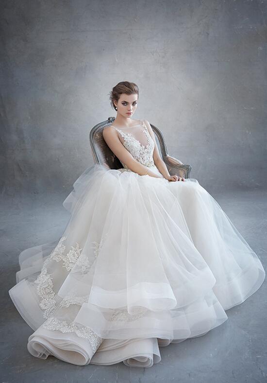 27 innovative lazaro wedding dresses website for Cheap wedding dress websites