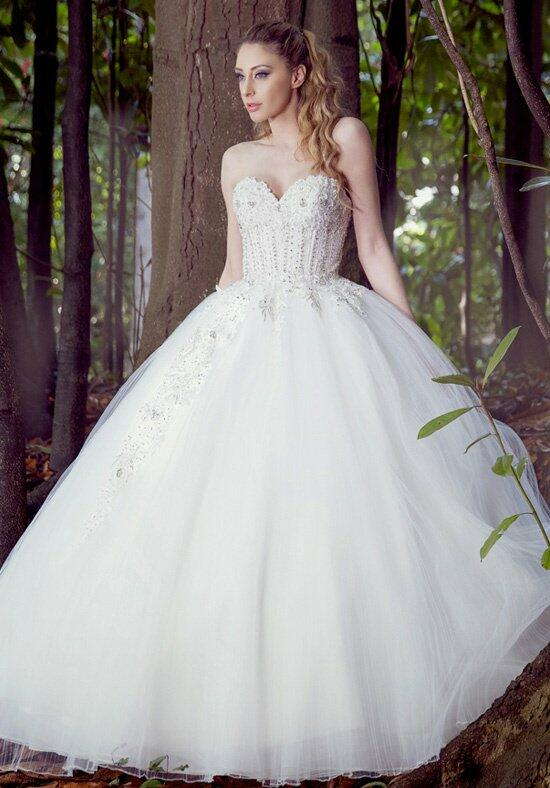 Ysa Makino KYM53 Wedding Dress photo