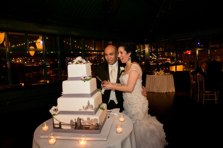 Marielle and Roderick's Cake Cutting