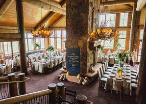 Wedding Reception at Beaver Creek Resort in Avon, Colorado