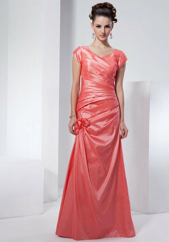 Modest Bridesmaids by Venus TS2187 Bridesmaid Dress photo