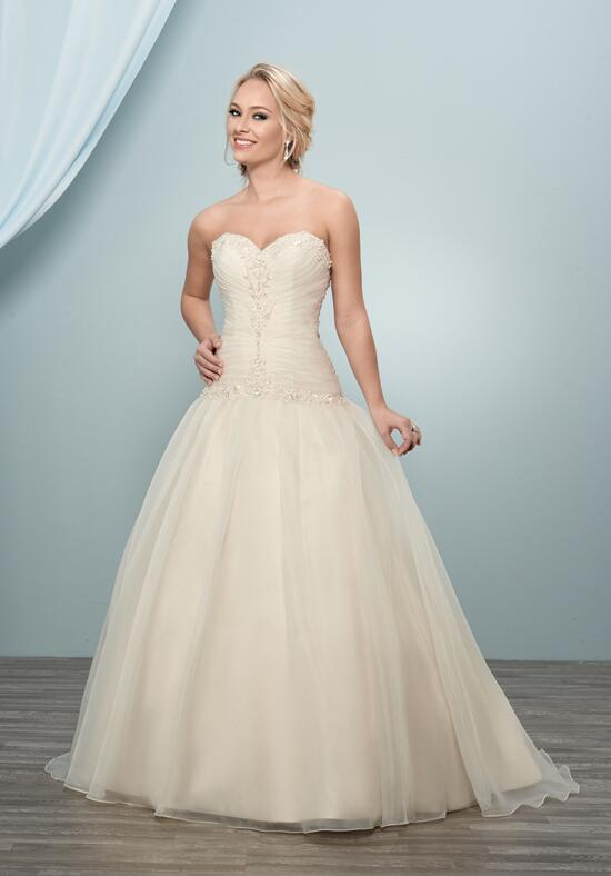 1 Wedding by Mary's Bridal 2635 Wedding Dress photo