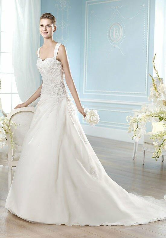 ST. PATRICK Glamour Collection - Esau Wedding Dress photo