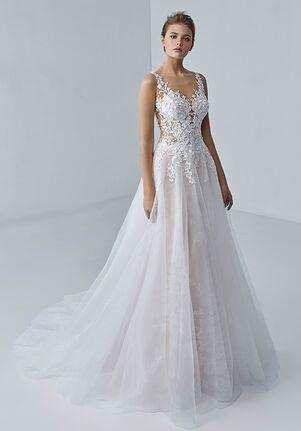 ÉTOILE ELLA A-Line Wedding Dress
