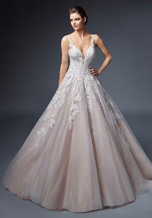 ÉLYSÉE EMMANUELLE A-Line Wedding Dress