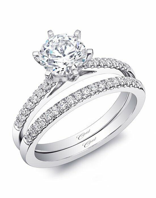 Coast Diamond Charisma Collection - LC5386 &WC5386 Engagement Ring photo