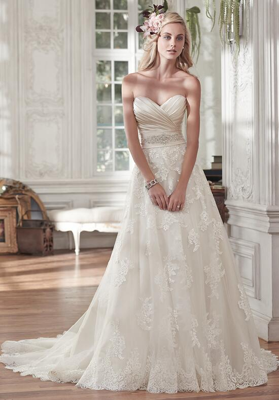 Maggie Sottero Kamiya Wedding Dress photo