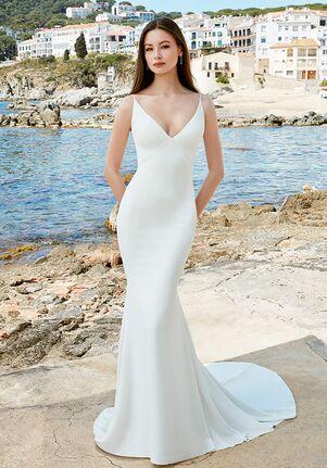 Love by Enzoani Ashlyn Mermaid Wedding Dress