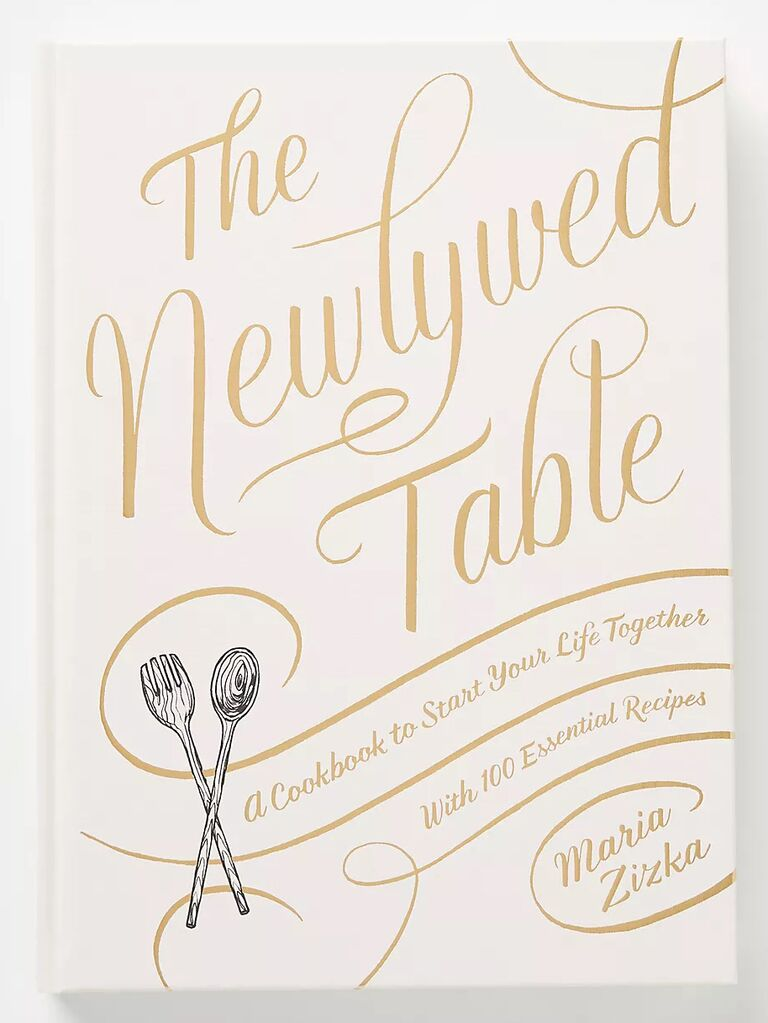 The Newlywed Table cookbook cover