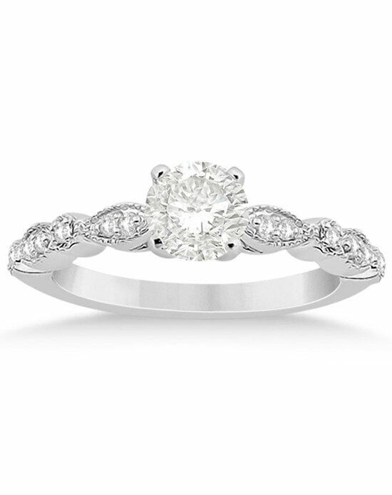 Allurez - Customized Rings U4597 Engagement Ring photo