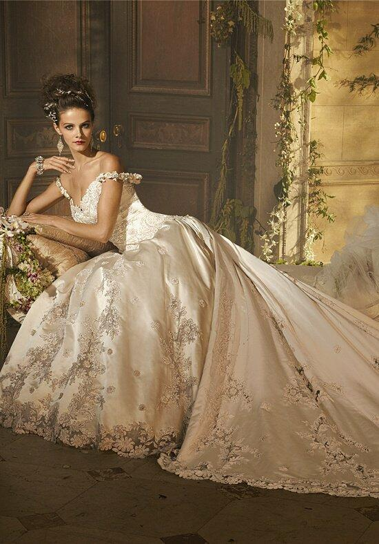 Amalia carrara by eve of milady 279 wedding dress the knot for Wedding dresses the knot