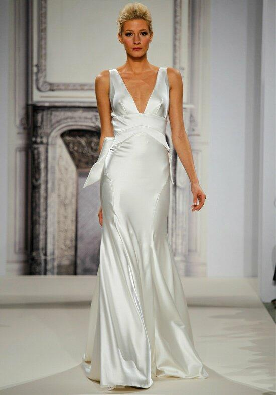 Pnina tornai for kleinfeld 4279 wedding dress the knot for Pnina tornai wedding dresses prices
