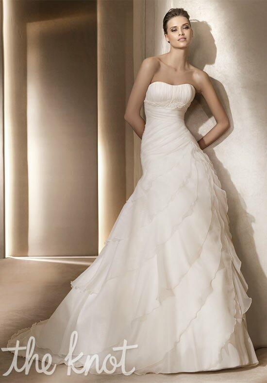 PRONOVIAS Alexandra Wedding Dress photo
