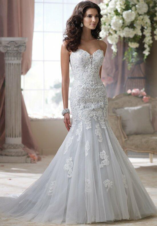 David Tutera for Mon Cheri 114293 Wedding Dress photo
