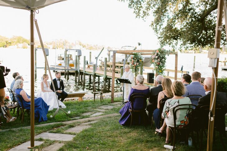 Oceanfront Wedding in Norfolk, Virginia