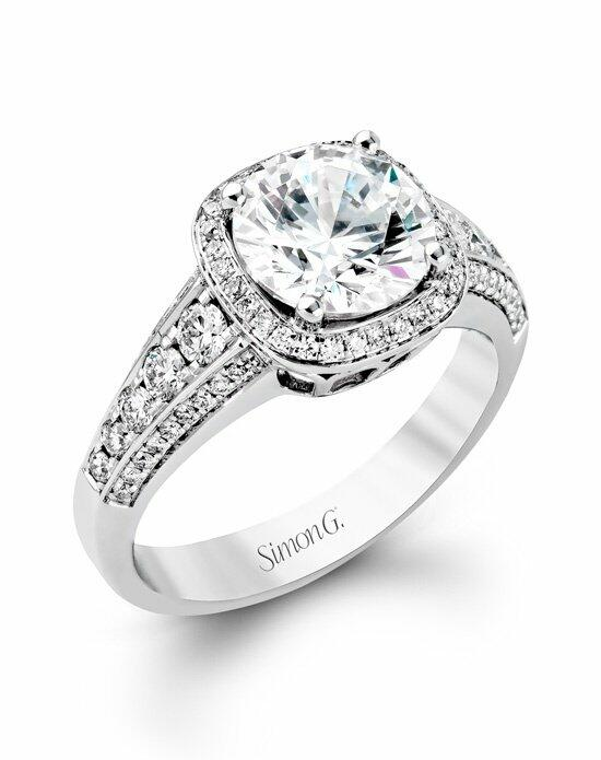 Simon G. Jewelry MR2181 Engagement Ring photo