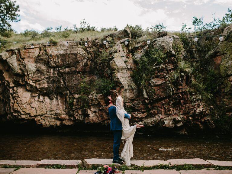 Outdoor Wedding Venues Lyons Farmette