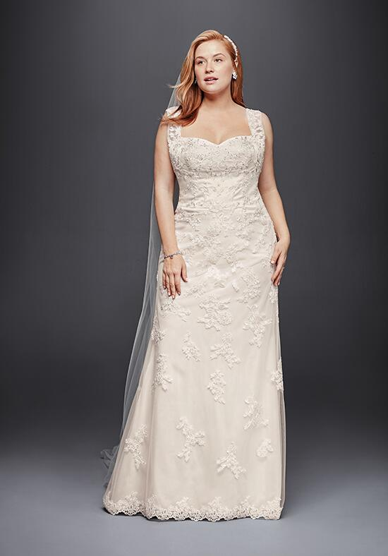 David's Bridal Jewel Style 9WG3816 Wedding Dress photo