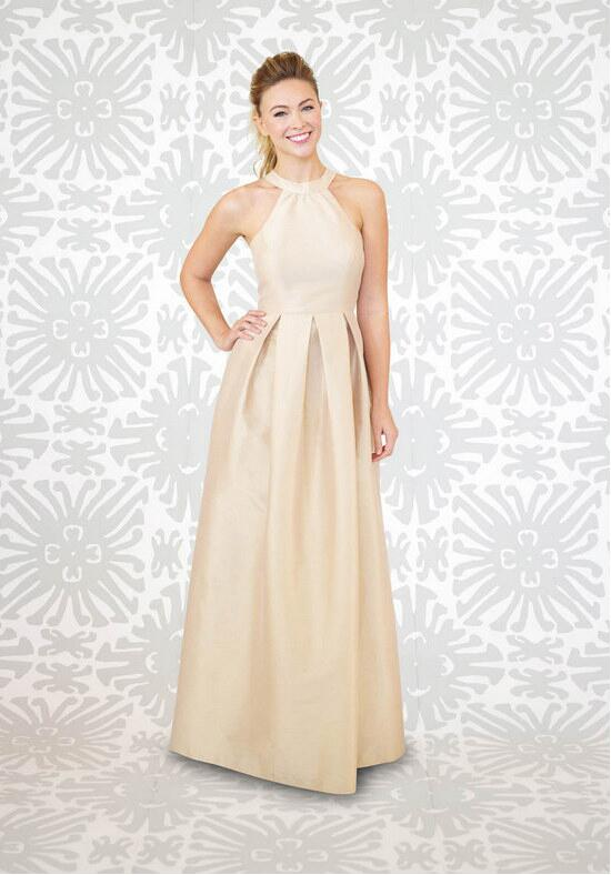LulaKate Abby Long Bridesmaid Dress photo