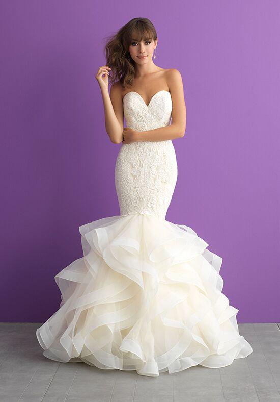 Allure Romance 3008 Mermaid Wedding Dress