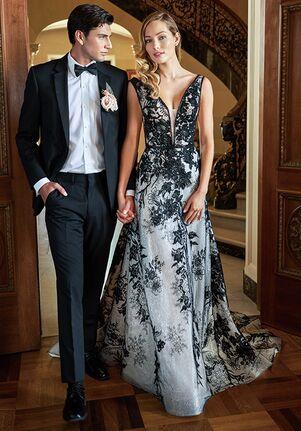 Jasmine Couture T222013 A-Line Wedding Dress