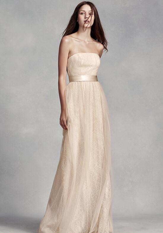 White by Vera Wang Collection VW360246 Bridesmaid Dress photo