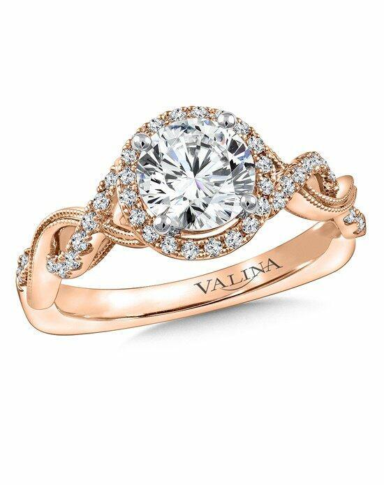 Valina R9773P Engagement Ring photo