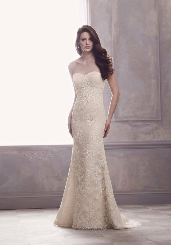 Paloma Blanca 4412 Wedding Dress photo