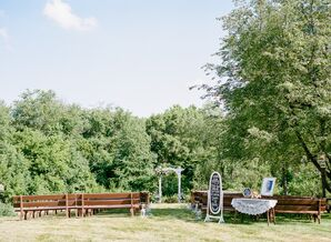 Outdoor Ceremony Seating Options