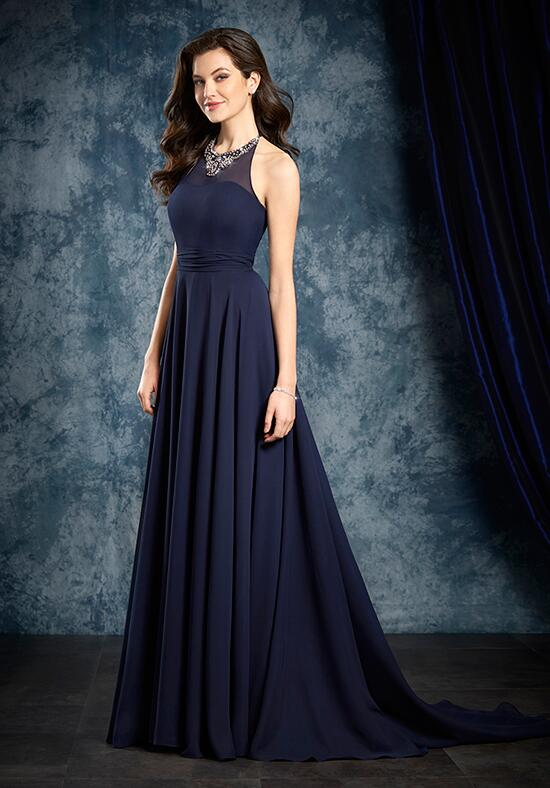 Sapphire Bridesmaids by Alfred Angelo 8108L Bridesmaid Dress photo