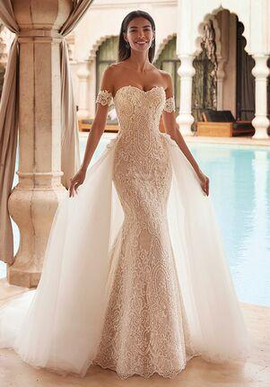 Demetrios 1123 Mermaid Wedding Dress