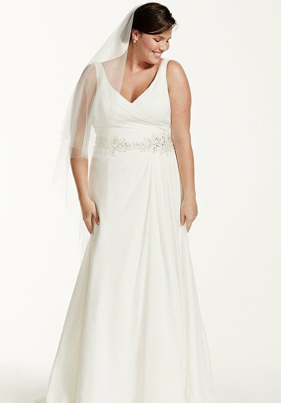 David's Bridal David's Bridal Woman Style 9V3677 Wedding Dress photo