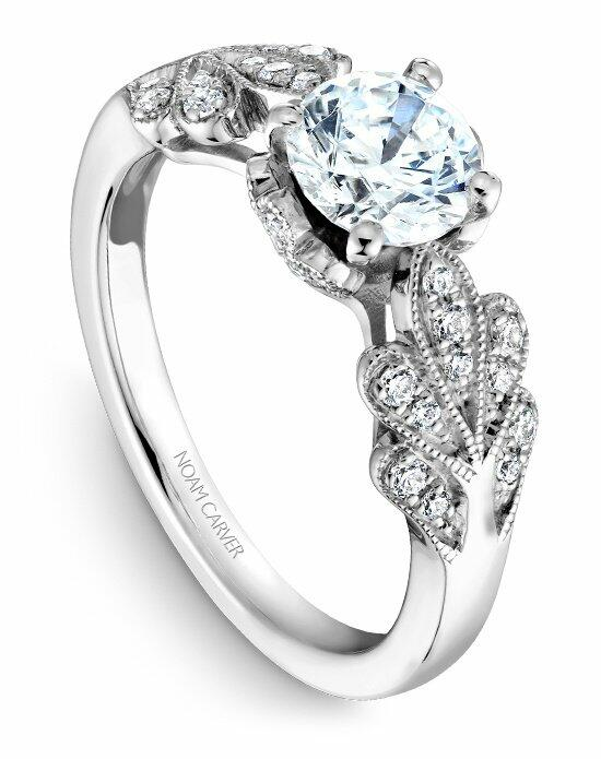 Noam Carver B063-01WS-100A Engagement Ring photo