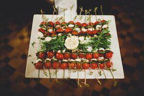 Caprese Kabab Appetizer