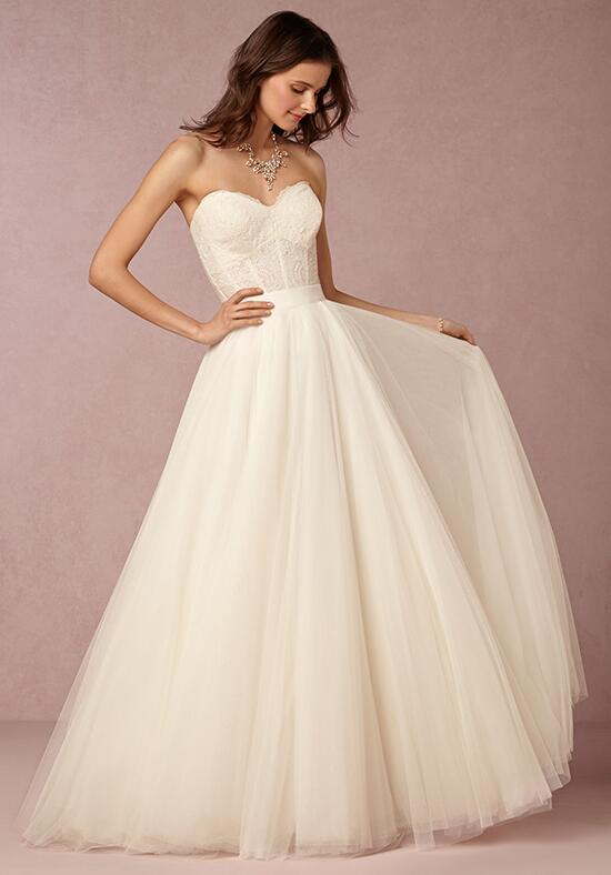 BHLDN Carina Corset & Ahsan Skirt Wedding Dress photo