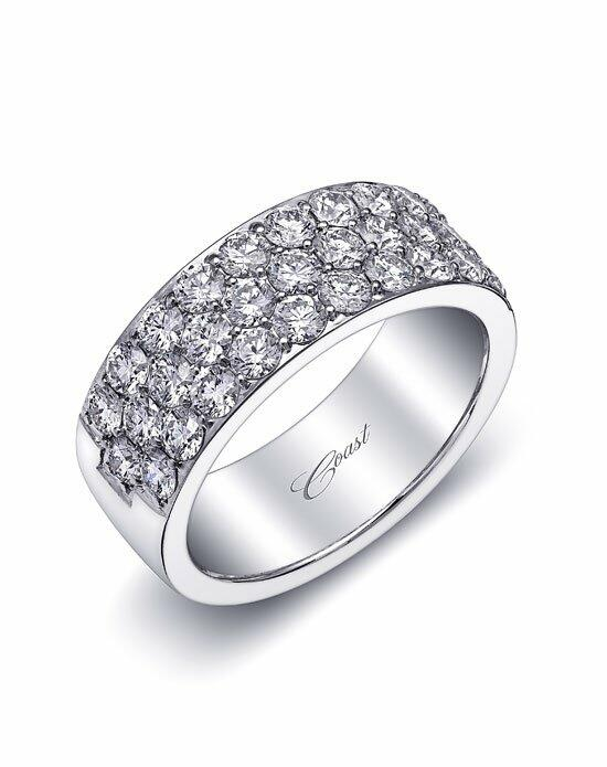 Coast Diamond Wedding Bands - WS10004 Wedding Ring photo