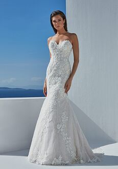 Justin Alexander Brit Wedding Dress