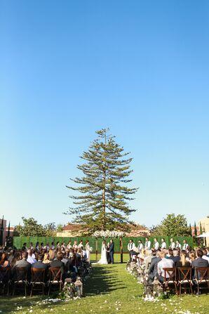 Garden Ceremony in San Diego