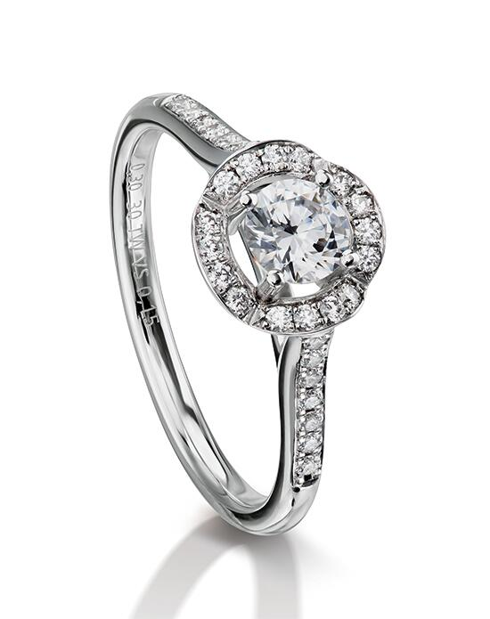 Furrer Jacot Engagement Rings 53-66831 Bud Engagement Ring photo