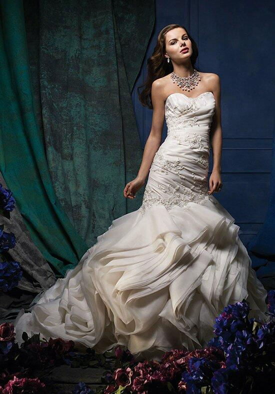 Alfred Angelo Sapphire 880 Wedding Dress photo