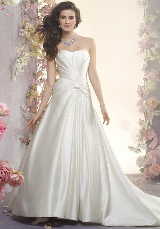 Alfred Angelo Signature 2402 Wedding Dress photo