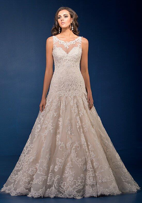 Jasmine Couture T162060 Wedding Dress photo