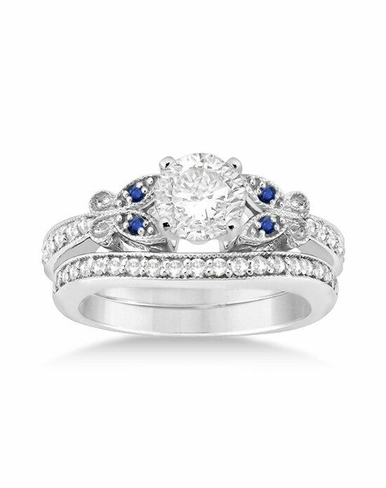 Allurez - Customized Rings U579 Engagement Ring photo